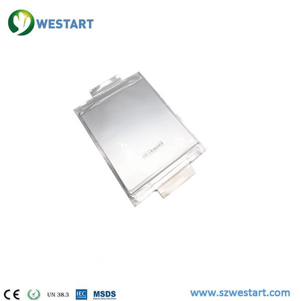 WESTART NCM lithium polymer cell WS-NCM48AH-3.7V in China