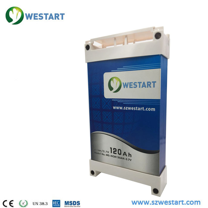 WESTART NCM lithium battery with high energy high power
